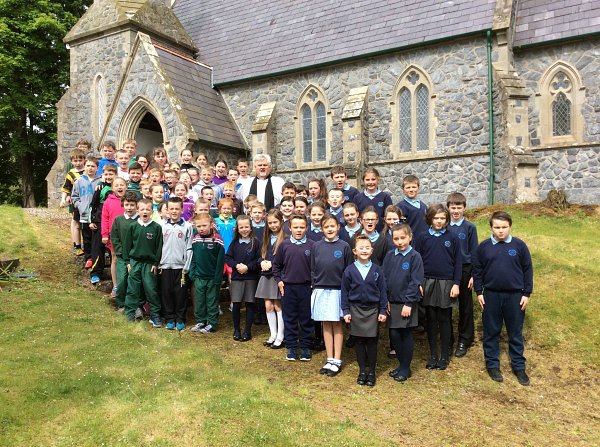 Children Inspire Adults in Swatragh