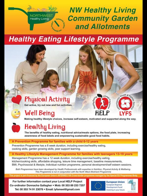 Healthy Eating and Lifestyle Programme (HELP)