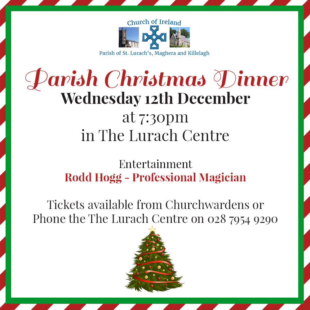 Parish Christmas Dinner