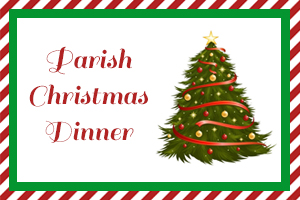 St. Lurach's, Maghera & Killelagh Parish Christmas Dinner